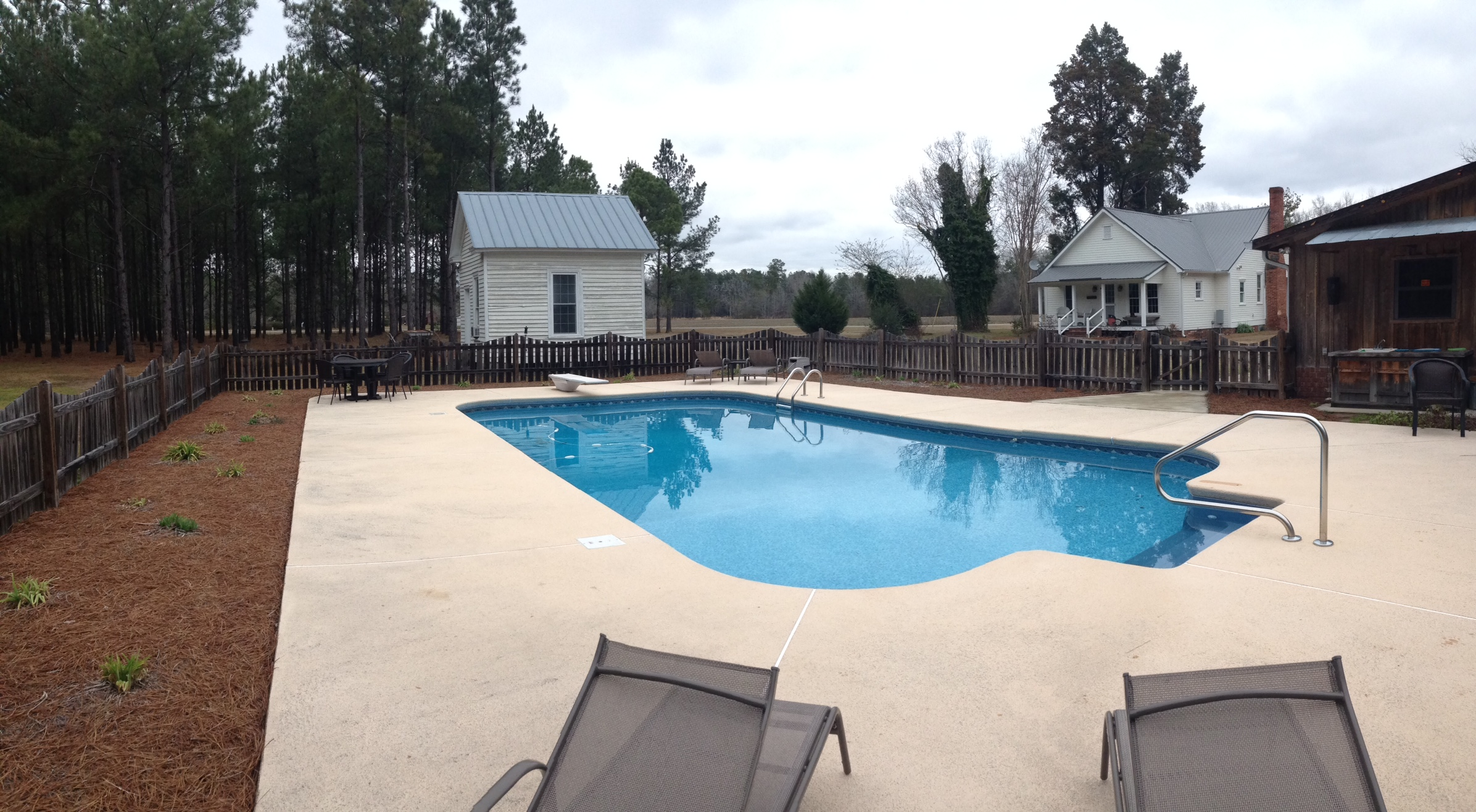 Vinyl Liner Pool | Thompson Pools Statesboro GA