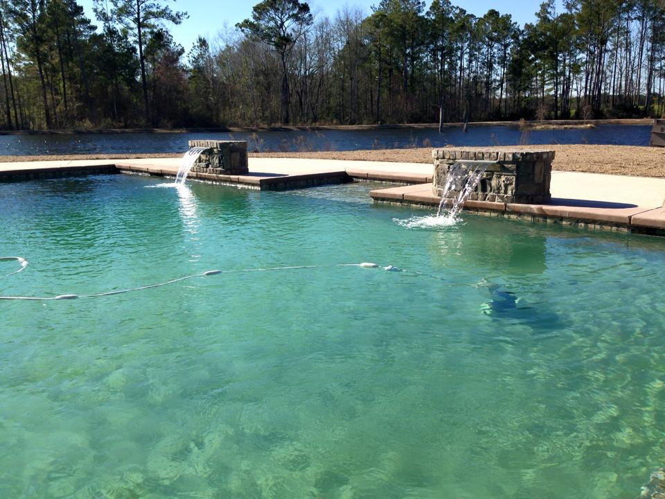 Pool Features | Concrete Pool | Custom Pool Builder | Statesboro, Ga | Thompson Pools