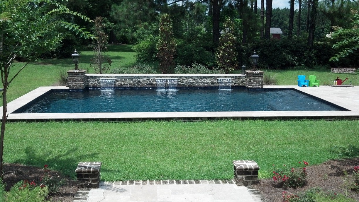 Concrete Pool Builder | Statesboro GA | Thompson Pools & Supply