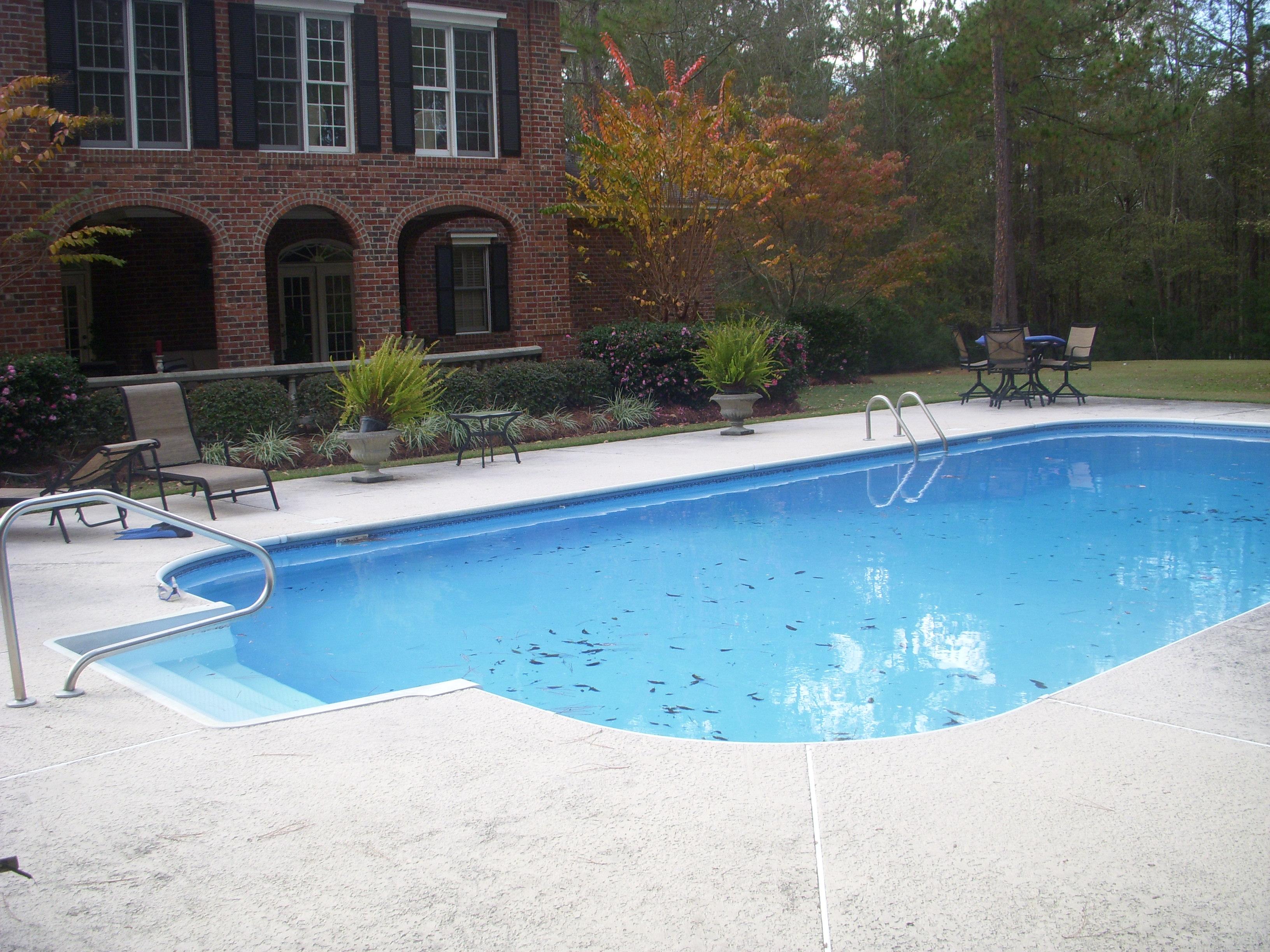 Vinyl Pools | Rectangle | 4-foot radius corners