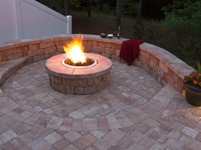Patios | Firepits | Outdoor Living | Thompson Pools | Statesboro, GA