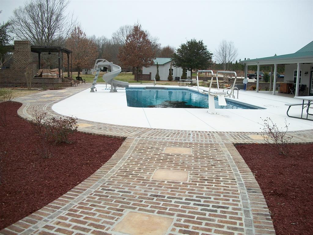 Vinyl Pool Builder| Olympic|Pool Construction| Statesboro, GA| Thompson Pool